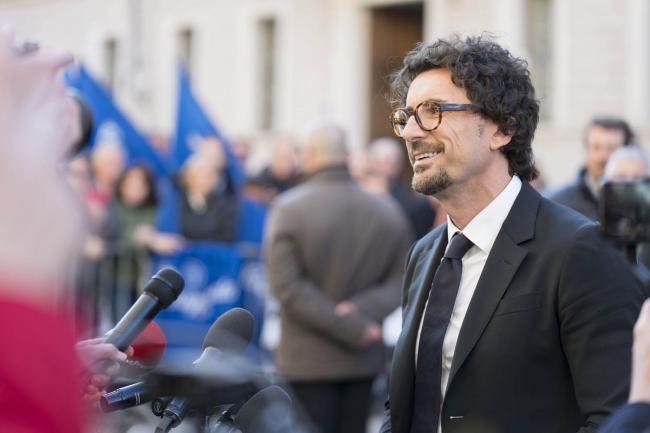 Punto stampa del Ministro Toninelli