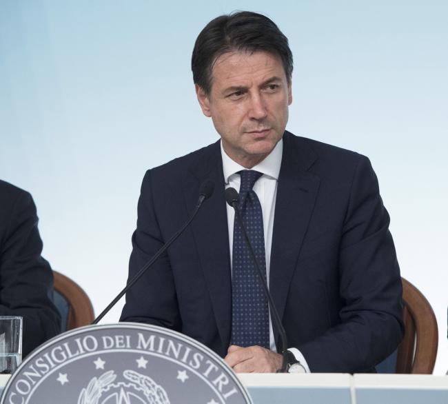 Consiglio dei Ministri n. 23, il Presidente Conte in conferenza stampa