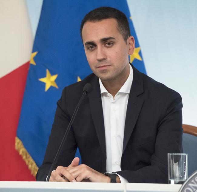 Consiglio dei Ministri n. 23, il Vice Presidente e Ministro Di Maio in conferenza stampa