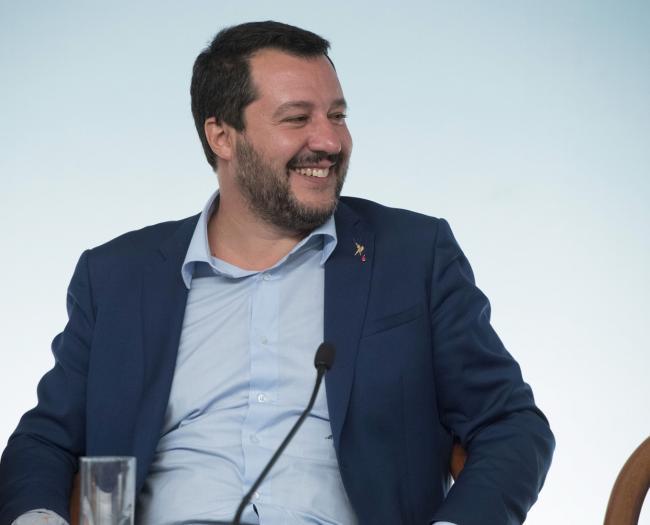 Consiglio dei Ministri n. 23, il Vice Presidente e Ministro Salvini in conferenza stampa