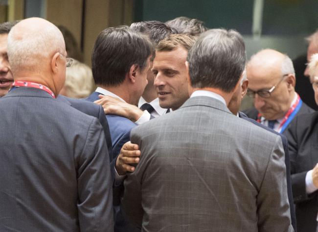Il Presidente Conte partecipa al Consiglio europeo – Art. 50