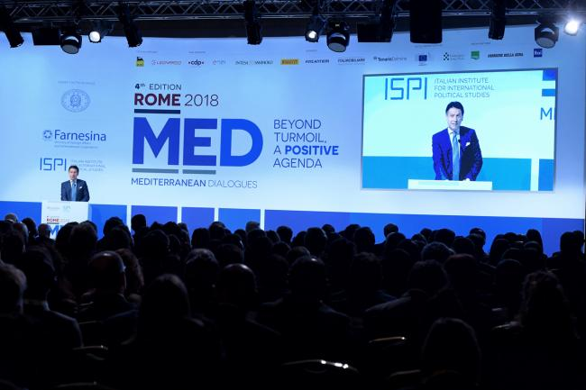 Rome 2018 - MED Mediterranean Dialogues
