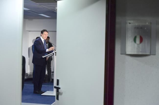 Conferenza stampa finale