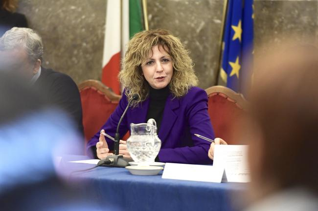 Il PMinistro Lezzi a Foggia per il Piano di sviluppo istituzionale per la Capitanata