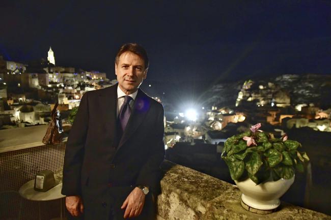 Il Presidente a Matera