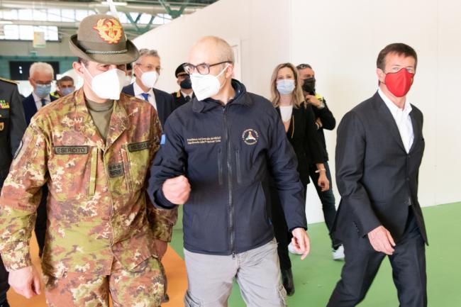 Visita in Lombardia del Commissario straordinario