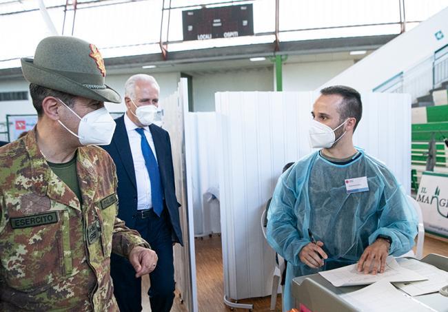 La visita in Toscana del Commissario straordinario