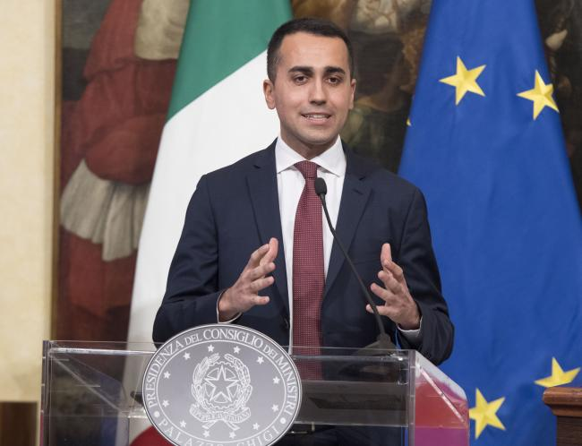Reddito di Cittadinanza e Quota 100, la presentazione a Palazzo Chigi