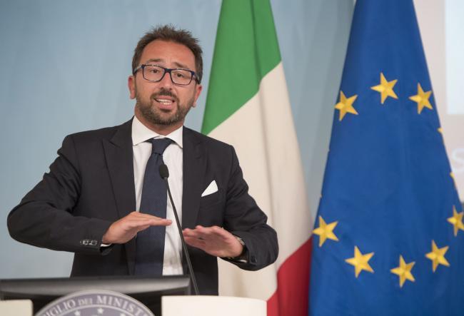 Ddl #SpazzaCorrotti, il Ministro Bonafede in conferenza stampa