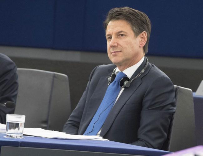 Conte al Parlamento europeo