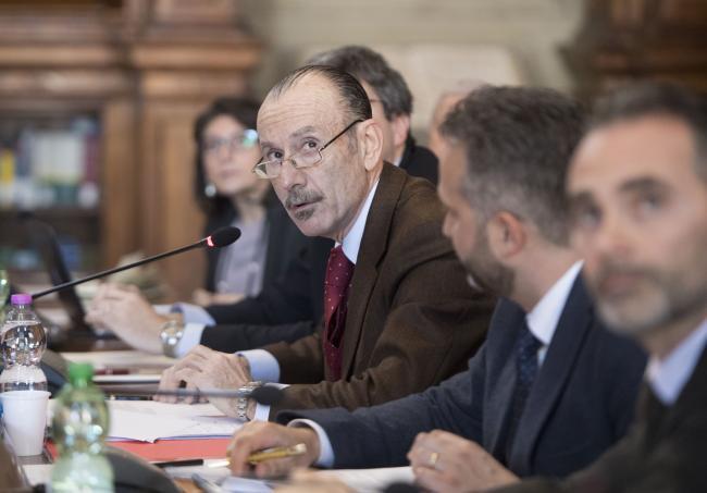 Massagli incontra Wörner a Palazzo Chigi