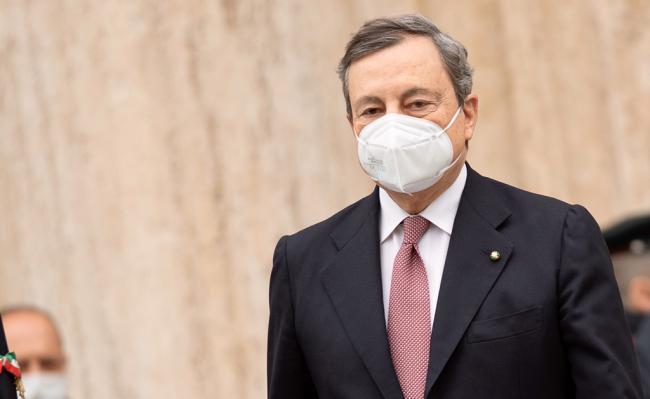 Comunicazioni del Presidente Draghi al Senato