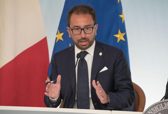Consiglio dei Ministri n. 11, il Ministro Bonafede in conferenza stampa