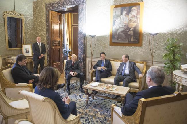 Il Presidente Conte all'inaugurazione dell'Anno Giudiziario del Consiglio di Stato