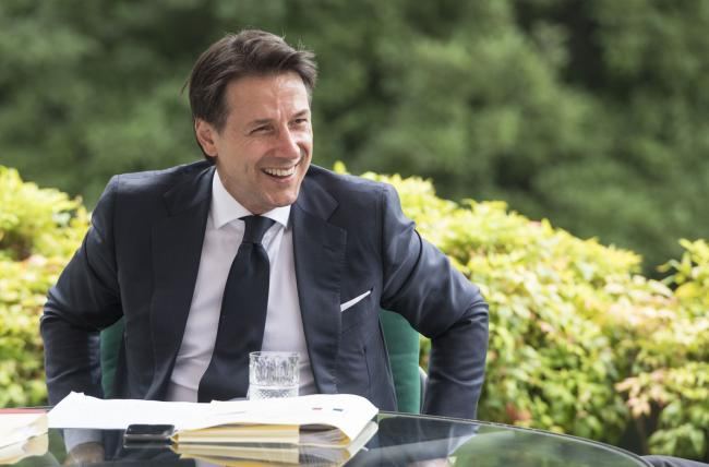 Washington, il Presidente Conte all'Ambasciata d'Italia