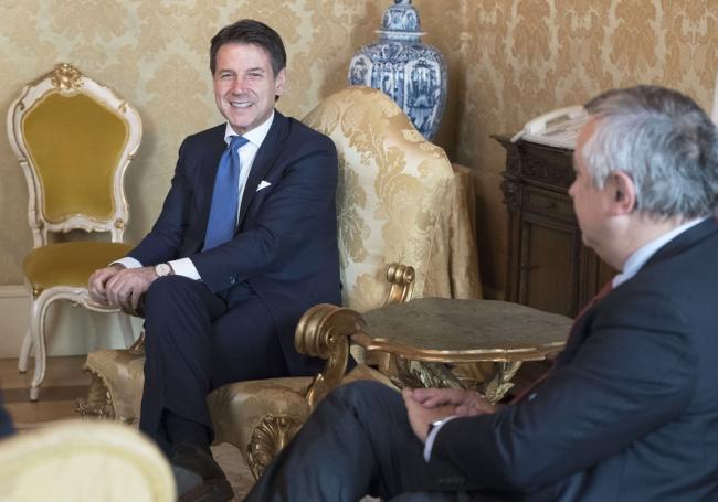 """Intervista del Presidente Conte a """"La Stampa"""""""
