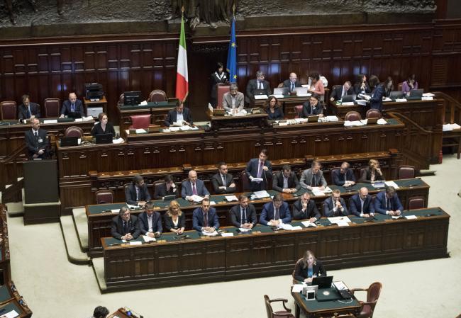 Le comunicazioni del Presidente Conte sul Consiglio Europeo