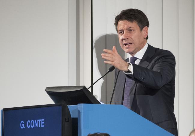 Conte interviene all'Università Cattolica del Sacro Cuore