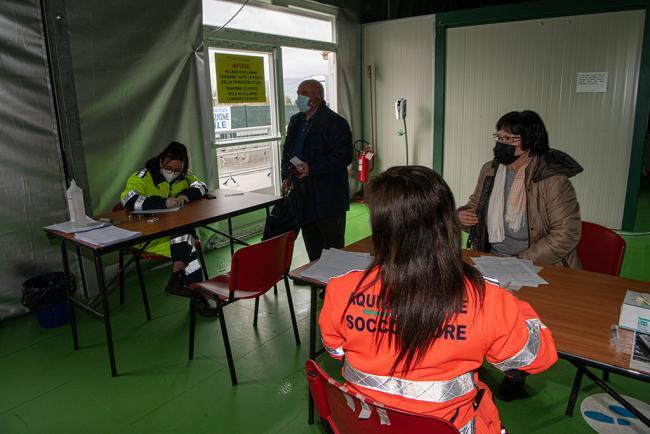 Il Commissario Straordinario presso l'ospedale civile San Carlo di Potenza