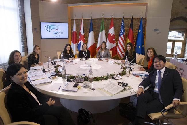 Riunione ministeriale G7 sulle Pari Opportunità, la seconda giornata