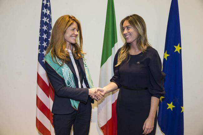 Riunione ministeriale G7 sulle Pari Opportunità