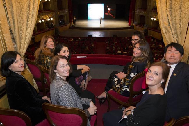 """G7 sulle Pari Opportunità, Roberto Bolle al Teatro """"Massimo Bellini"""" di Catania"""
