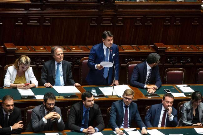 Consiglio europeo ed Euro Summit, comunicazioni del Presidente Conte alla Camera