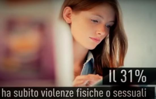 """Campagna informativa """"100% contro la violenza sulle Donne"""""""