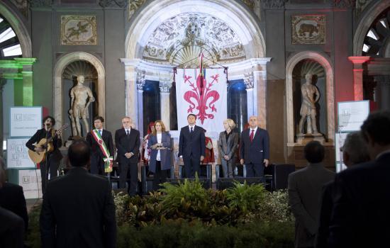Visita Renzi in Toscana