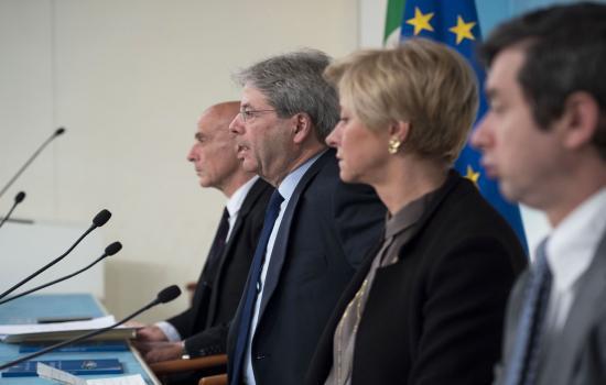 Consiglio dei Ministri n.12
