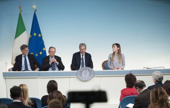 Conferenza stampa del Consiglio dei Ministri n. 23