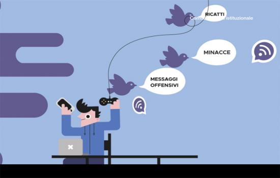 "Campagna di comunicazione ""Stop al cyberbullismo"""