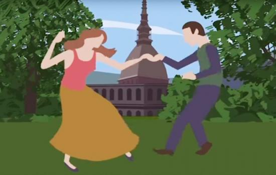frame del video della campagna