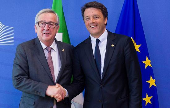 Renzi - Junker