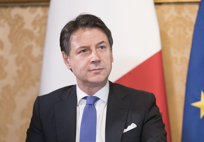 Gli impegni del Presidente Conte di martedì 29 ottobre - m5stelle.com - notizie m5s