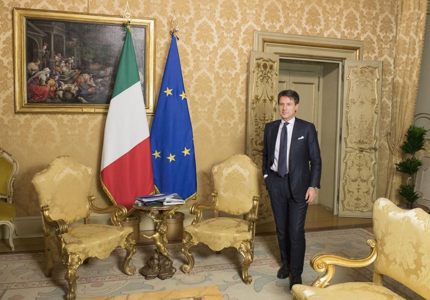 Gli impegni del Presidente Conte di martedì 12 novembre - m5stelle.com - notizie m5s