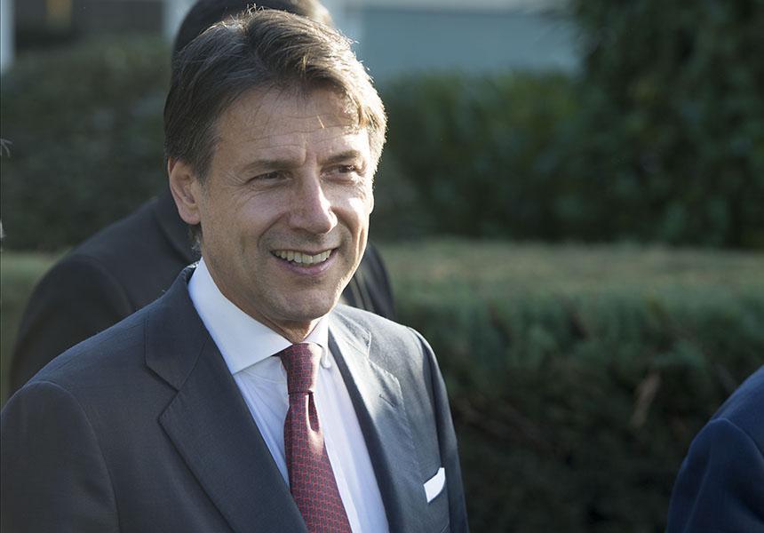 Il Presidente Conte in visita a Tirana - m5stelle.com - notizie m5s