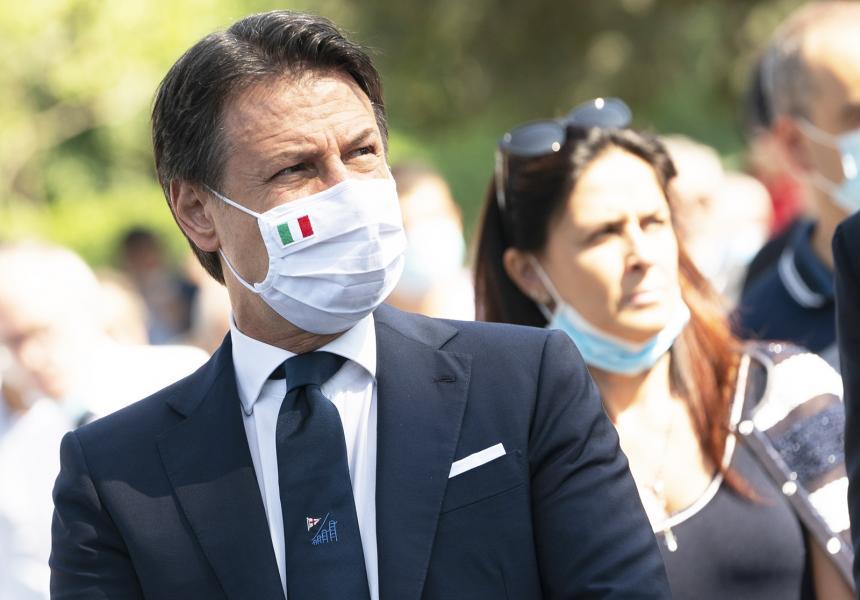 Conte in Libano: L'Italia vi è vicina, intervento strutturato'