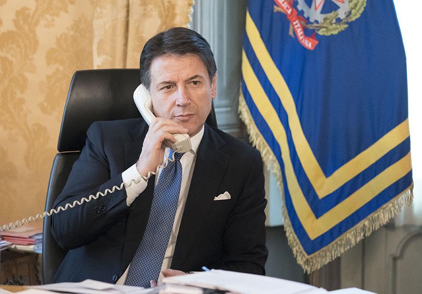 Conte, colloquio telefonico con il Principe ereditario degli Emirati Arabi Uniti - m5stelle.com - notizie m5s