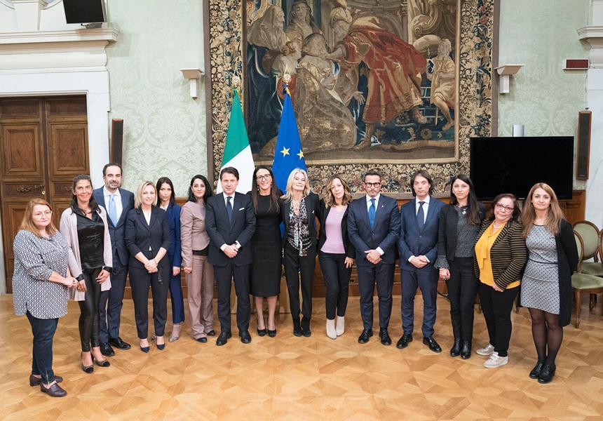 femminicidio - Femminicidio, Conte incontra i parlamentari della Commissione di inchiesta