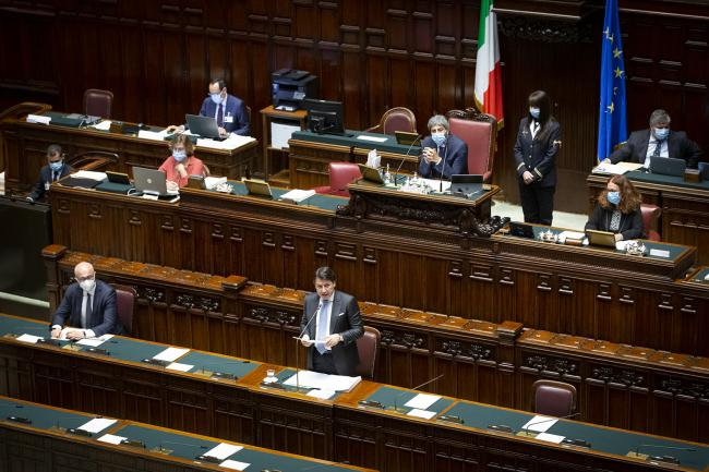 Conte al Question time alla Camera
