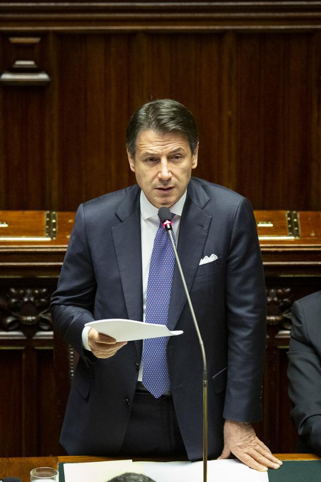 Comunicazioni del Governo alla Camera dei Deputati
