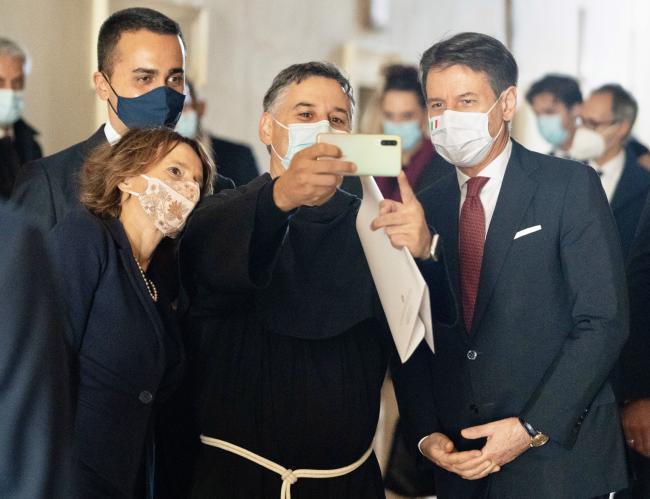 Il Presidente ad Assisi