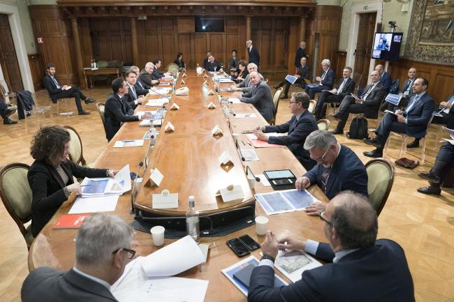 Riunione del tavolo istituzionale permanente per Taranto