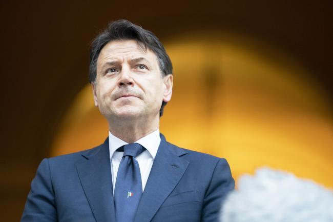 Il Presidente Conte a Piacenza