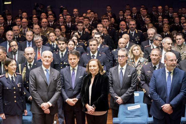 Inaugurazione dell'Anno accademico della Scuola superiore di Polizia