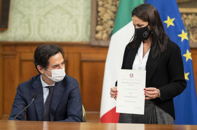 XVI edizione del Premio Giacomo Matteotti, la cerimonia di premiazione