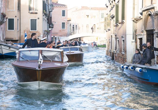 Maltempo, Conte a Venezia