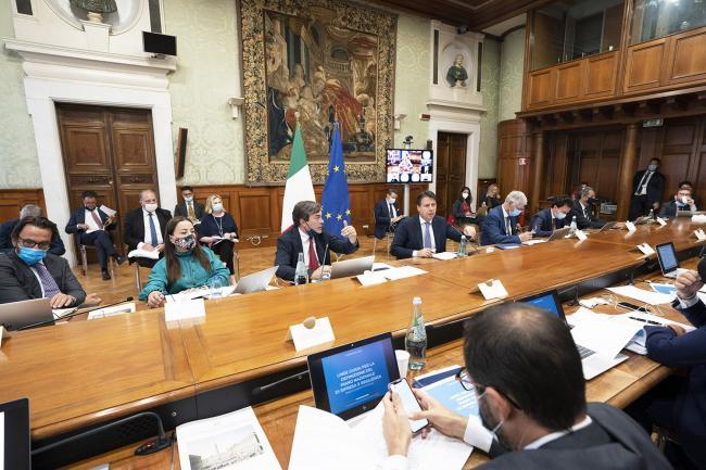 Riunione del Comitato Interministeriale per gli Affari Europei