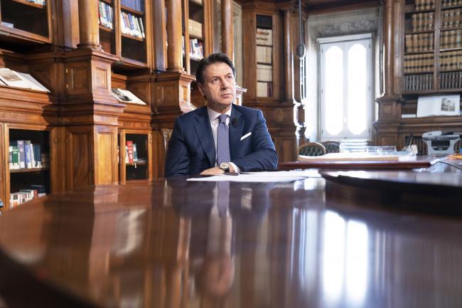 """Il Presidente Conte partecipa a """"Futura: lavoro, ambiente, innovazione"""""""